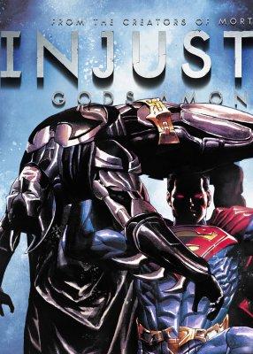 Серия комиксов Несправедливость: Боги Среди Нас №34