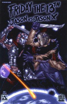 Серия комиксов Пятница 13: Джейсон против Джейсона Икс