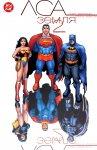 Обложка комикса Американская Лига Справедливости: Земля 2