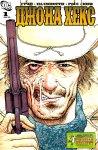 Обложка комикса Джона Хекс №1