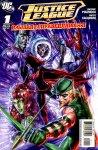 Обложка комикса Лига Справедливости: Взывая к справедливости №1