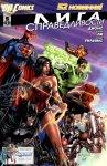 Обложка комикса Лига Справедливости №5