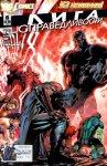 Обложка комикса Лига Справедливости №6