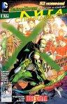 Обложка комикса Лига Справедливости №8