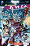 Обложка комикса Лига Справедливости №11