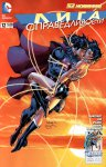 Обложка комикса Лига Справедливости №12