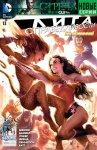 Обложка комикса Лига Справедливости №13