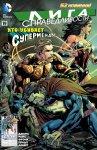 Обложка комикса Лига Справедливости №19