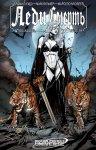Обложка комикса Леди Смерть №3
