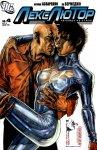 Обложка комикса Лекс Лютор: Человек Из Стали №4