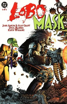 Серия комиксов Лобо и Маска №2