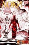 Обложка комикса Локи №4