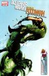 Обложка комикса Вселенная Marvel против Росомахи №3
