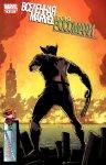 Обложка комикса Вселенная Marvel против Росомахи №4