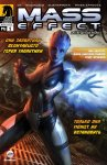 Обложка комикса Mass Effect: Искупление №1