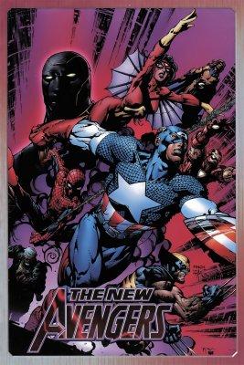 Серия комиксов Новые Мстители №12