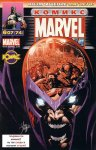Обложка комикса Новые Мстители №20