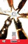Обложка комикса Новые Мстители   №2