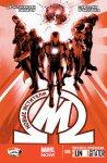 Обложка комикса Новые Мстители   №6