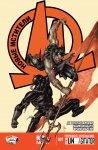 Обложка комикса Новые Мстители   №7