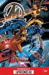 Обложка комикса Новые Мстители   №19