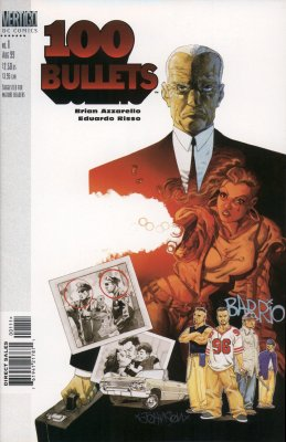 Серия комиксов 100 Пуль
