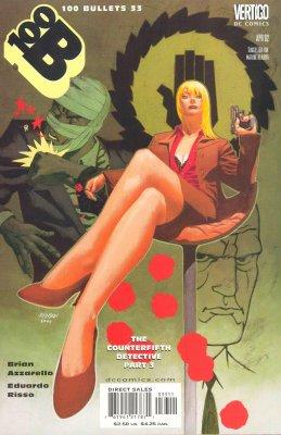 Серия комиксов Сто Пуль №33