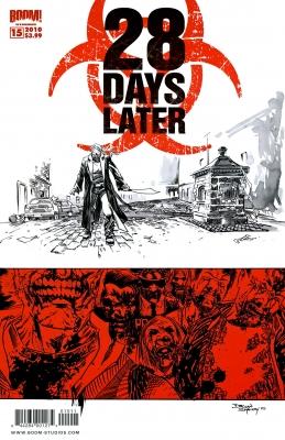 Серия комиксов 28 дней спустя №15