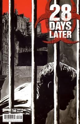 Серия комиксов 28 дней спустя №16