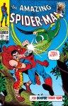 Обложка комикса Удивительный Человек-паук №49