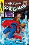 Обложка комикса Удивительный Человек-паук №52