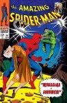 Обложка комикса Удивительный Человек-паук №54