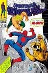 Обложка комикса Удивительный Человек-паук №57