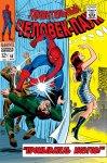 Обложка комикса Удивительный Человек-паук №59