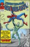 Обложка комикса Удивительный Человек-паук №20