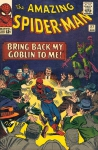 Обложка комикса Удивительный Человек-паук №27