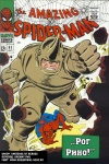 Обложка комикса Удивительный Человек-паук №41
