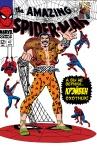 Обложка комикса Удивительный Человек-паук №47