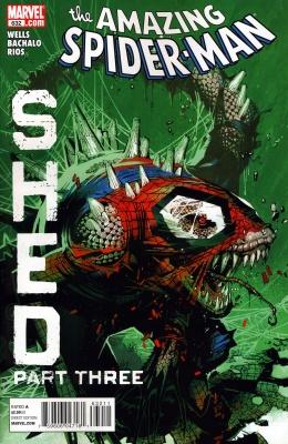 Серия комиксов Удивительный Человек-паук №632