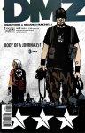 Обложка комикса ДМЗ Демилитаризованная Зона №8