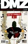Обложка комикса ДМЗ Демилитаризованная Зона №10