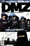 Обложка комикса ДМЗ Демилитаризованная Зона №14