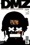 Обложка комикса ДМЗ Демилитаризованная Зона №20