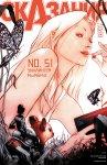 Обложка комикса Сказания №51