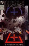 Обложка комикса Джон Константин: Посланник ада №6