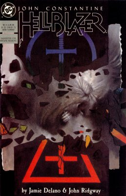 Серия комиксов Джон Константин: Посланник ада №6