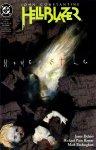 Обложка комикса Джон Константин: Посланник ада №11