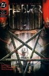 Обложка комикса Джон Константин: Посланник ада №12
