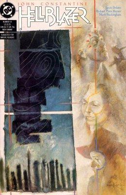 Серия комиксов Джон Константин: Посланник ада №14