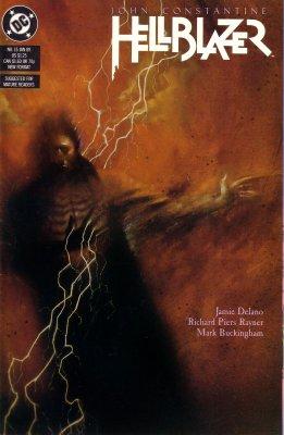 Серия комиксов Джон Константин: Посланник ада №15